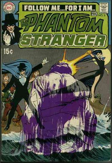 Phantom Stranger (1969) 5-A by DC