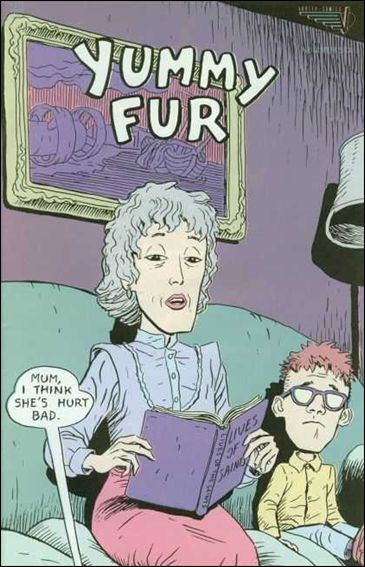 Yummy Fur 6-A by Drawn and Quarterly