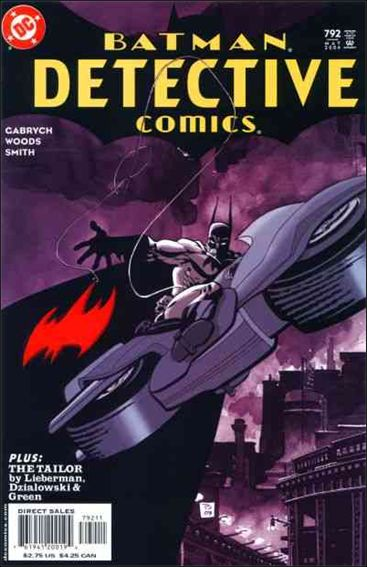 Detective Comics (1937) 792-A by DC
