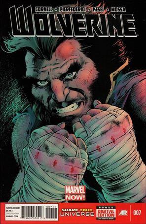 Wolverine (2013) 7-A