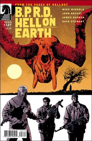 B.P.R.D. Hell on Earth (2012) 127-A