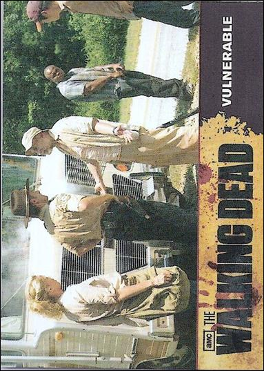 Walking Dead (Base Set) 64-A by Cryptozoic Entertainment