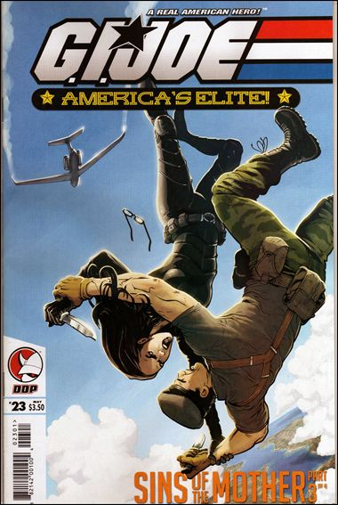 G.I. Joe: America's Elite 23-A by Devil's Due