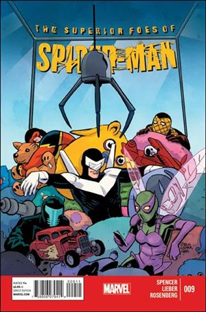 Superior Foes of Spider-Man 9-A