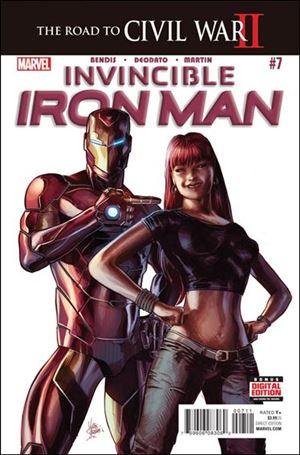 Invincible Iron Man (2015)  7-A