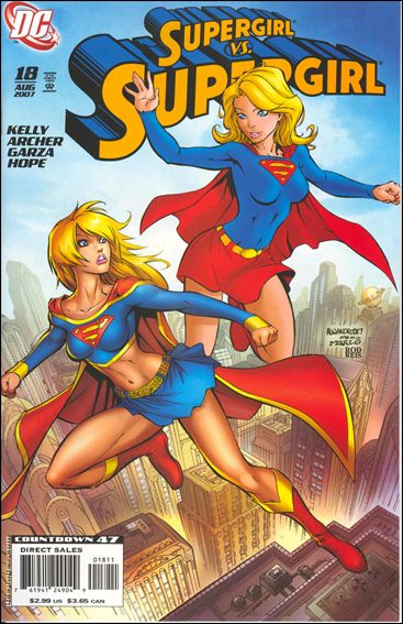 Supergirl (2005) 18-A by DC
