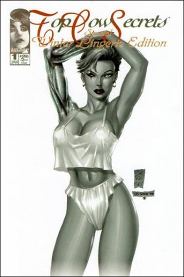 Top Cow Secrets: Special Winter Lingerie Edition 1-A by Top Cow
