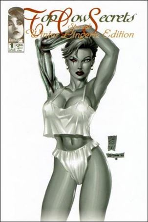 Top Cow Secrets: Special Winter Lingerie Edition 1-A