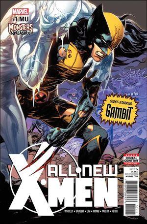 All-New X-Men (2016) 1.MU-A