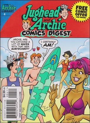 Jughead and Archie (Comics) Double Digest 4-A