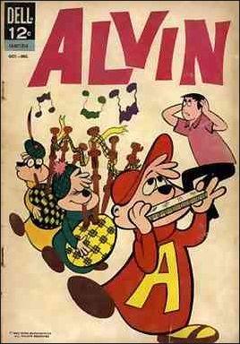 Alvin 1-A by Dell