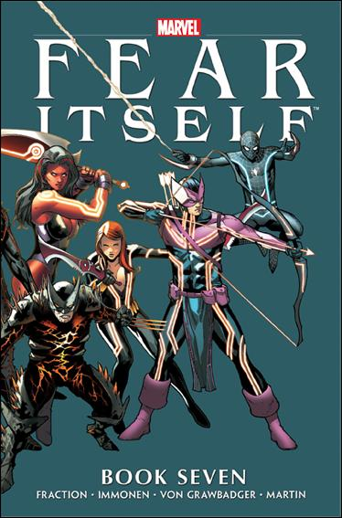 Fear Itself 7-C by Marvel