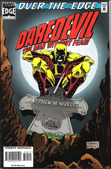 Daredevil (1964) 344-A by Marvel