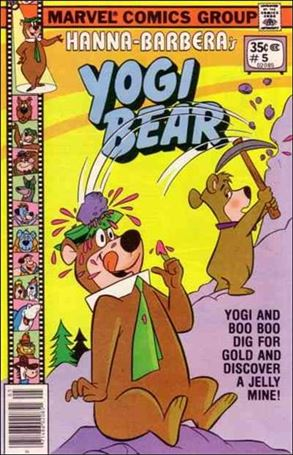 Yogi Bear (1977) 5-A