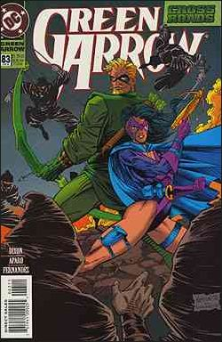 Green Arrow (1988) 83-A by DC