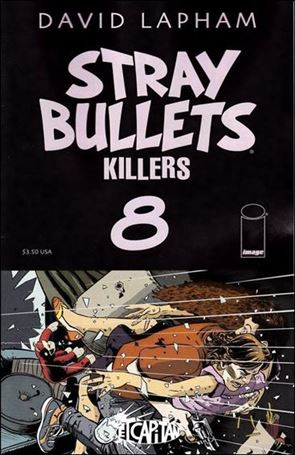 Stray Bullets: Killers 8-A