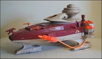 Air Raiders (Vehicles) Man-O-War by Hasbro
