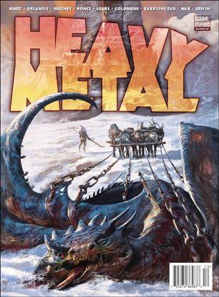 Heavy Metal 304-A