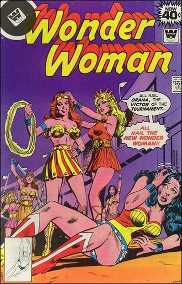 Wonder Woman (1942) 250-B by DC