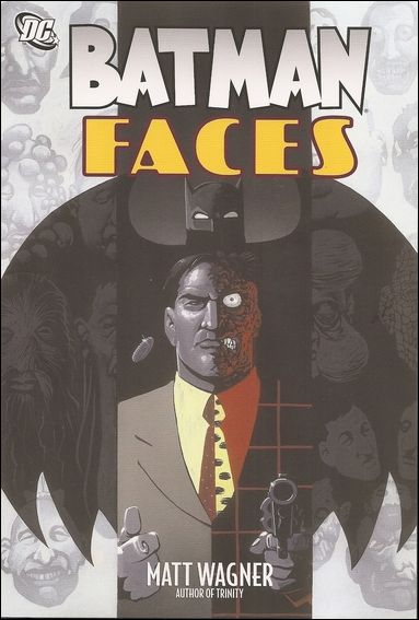 Batman: Faces 1-B by DC