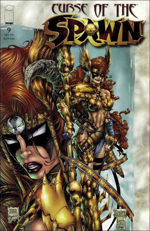 Curse of the Spawn 9-A by Image
