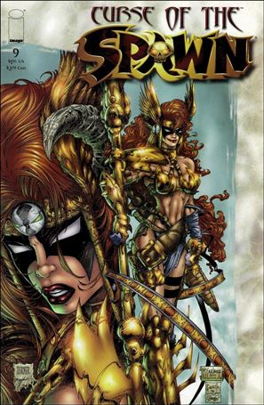 Curse of the Spawn 9-A