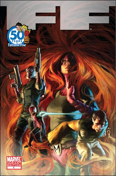 FF (2011) 1-C by Marvel