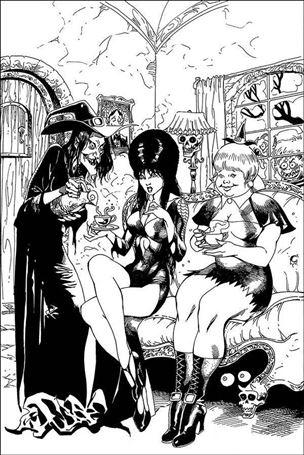 Elvira, Mistress of the Dark (2018) 10-J