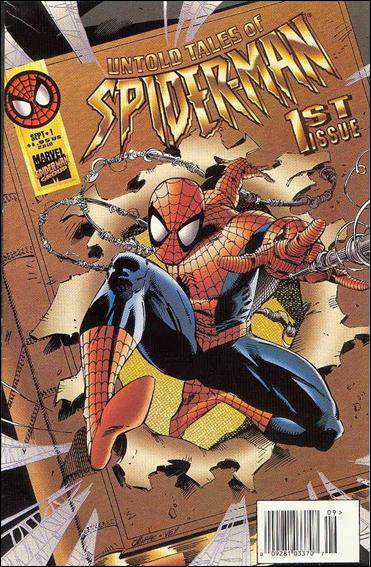 Untold Tales of Spider-Man Flipbook 1-A by Marvel