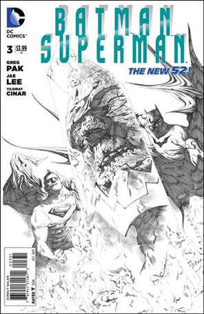 Batman/Superman 3-E