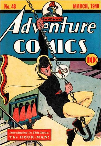 Adventure Comics (1938) 48-A by DC
