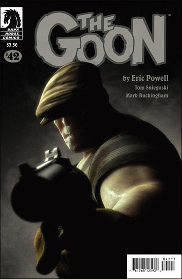 Goon (2003) 42-A by Dark Horse