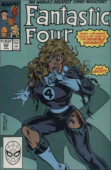 Fantastic Four (1961) 332-A by Marvel