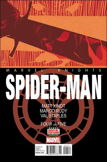 Marvel Knights: Spider-Man (2013) 4-A by Marvel