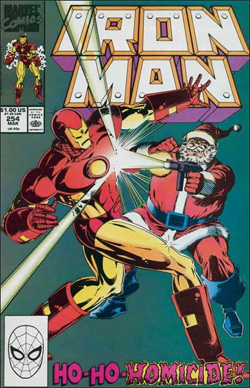 Iron Man (1968) 254-A by Marvel