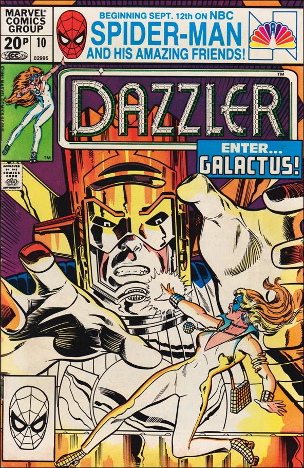 Dazzler (1981) 10-B by Marvel