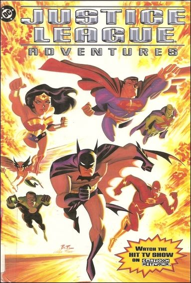 Justice League Adventures 1-A by DC