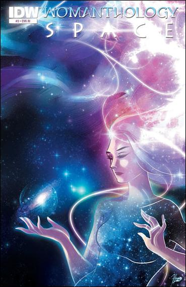 Womanthology: Space 3-B by IDW
