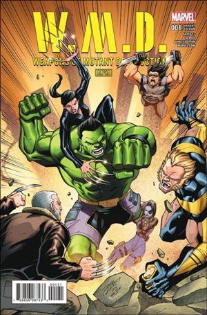 Weapons of Mutant Destruction 1-C
