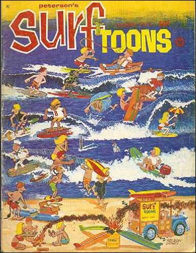 SURFtoons 2-A by Peterson
