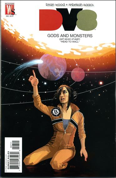 DV8: Gods and Monsters 7-A by WildStorm