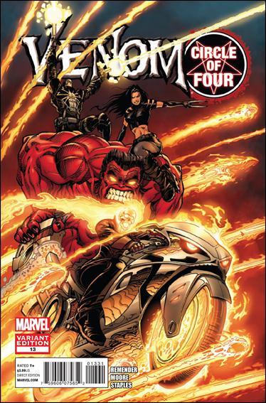 Venom (2011) 13-C by Marvel