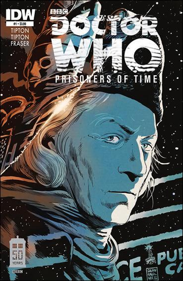 Doctor Who: Prisoners Of Time  1-A by IDW