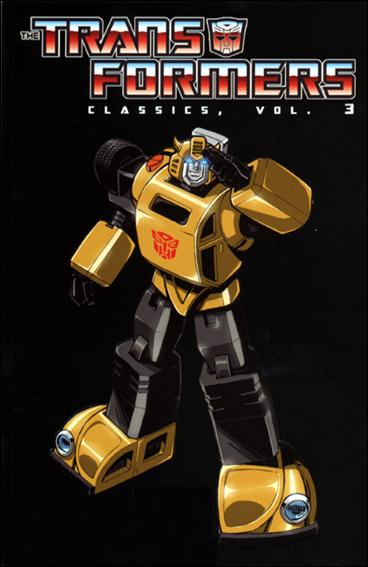 Transformers Classics 3-A by IDW