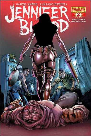 Jennifer Blood 2-B by Dynamite Entertainment