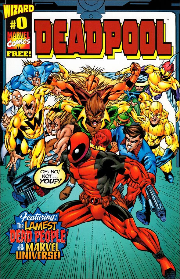 Deadpool (1997) 0-A by Marvel
