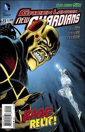 Green Lantern: New Guardians  23-A