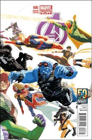 Avengers (2013) 6-B