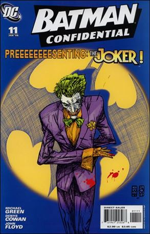 Batman Confidential 11-A