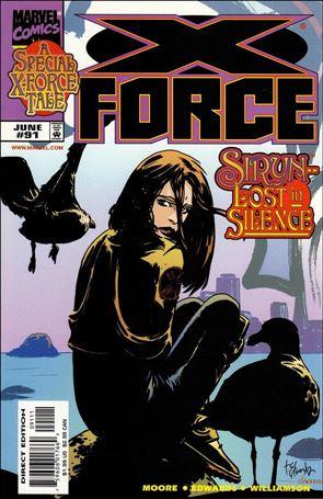 X-Force (1991) 91-A